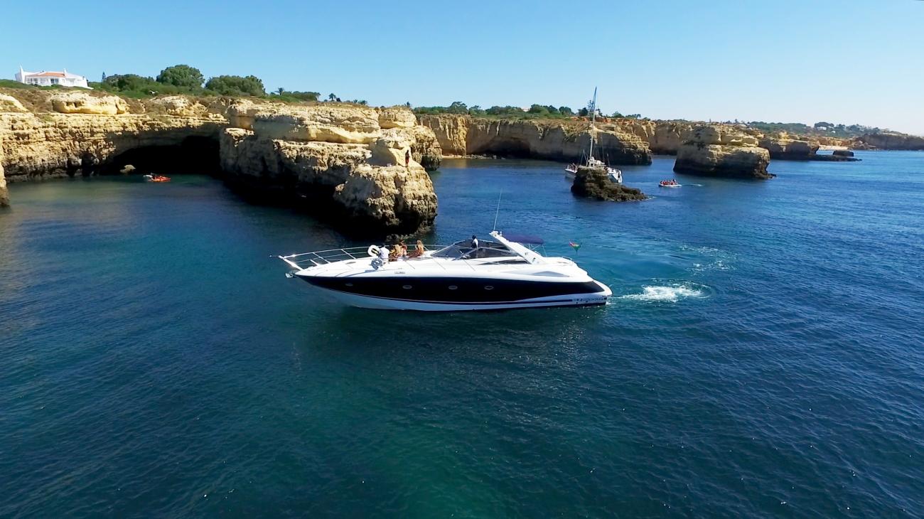 algarve yacht charter